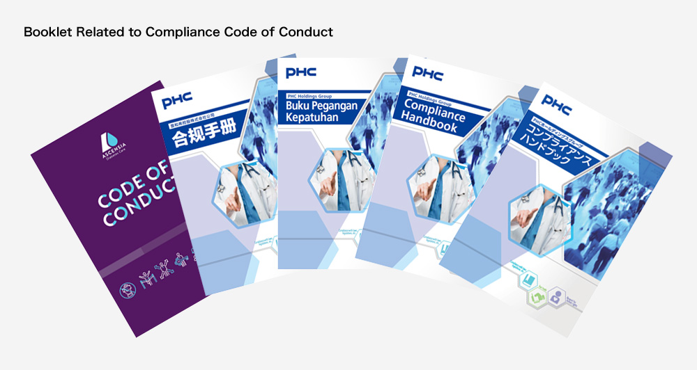 Booklet Related to Compliance Code of Conduct